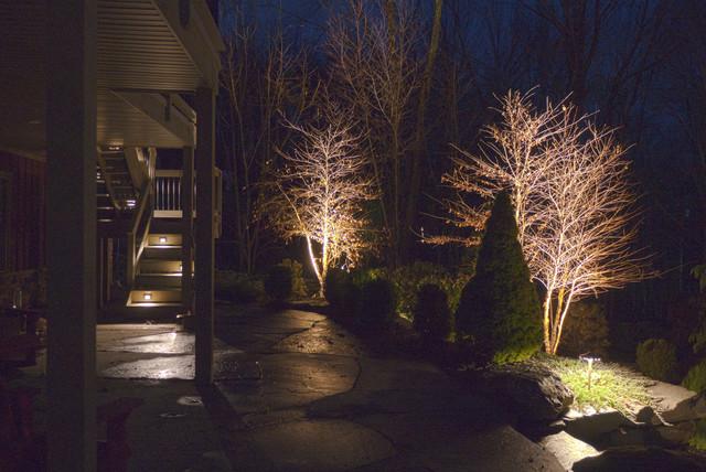 Garden Design Garden Design with Landscape Lighting Ideas YouTube