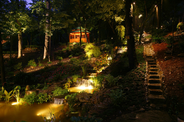 Landscaping Lighting Ideas Pictures : Landscape lighting ideas