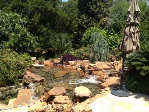 Landscape rockwall landscape dallas by design for Landscaping rocks dallas