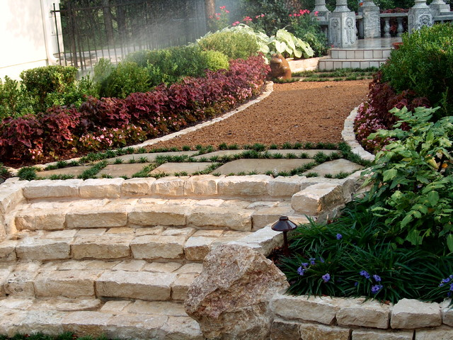 Landscape unique ideas mediterranean landscape for Houzz landscape architects