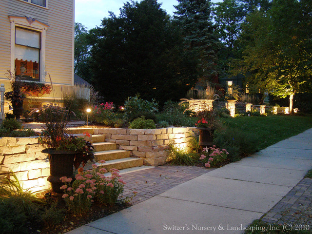 Landscaping a Historic Home traditional-landscape