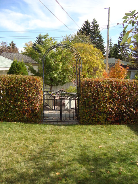 Landscaping Bricks Calgary : Landscaping calgary traditional landscape by