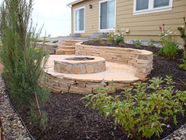 Garden Ideas Colorado garden design: garden design with simple landscaping ideas on a