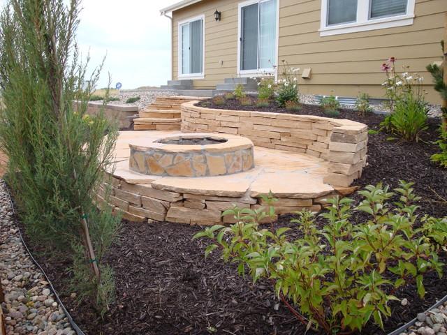 Backyard Landscaping Ideas For Colorado : Landscaping ideas for colorado front range