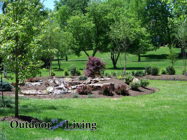 Landscaping Ideas for your Kentucky Home - Eclectic - Landscape - louisville - by Outdoor Living ...