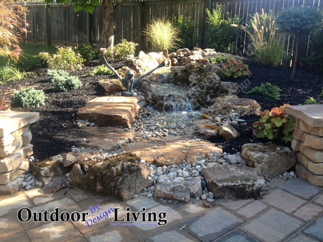 Landscaping Ideas For Your Kentucky Home Eclectic Landscape