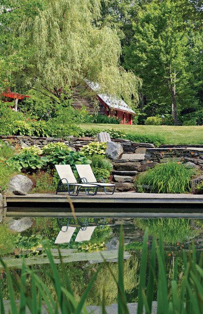 Landscaping Ideas that Work traditional-landscape