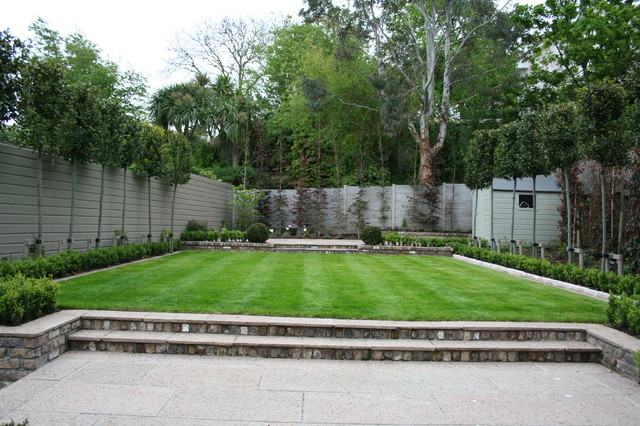 Landscaping In Dublin Ireland - Contemporary - Landscape - Dublin - By Lavin Landscape U0026 Ground ...