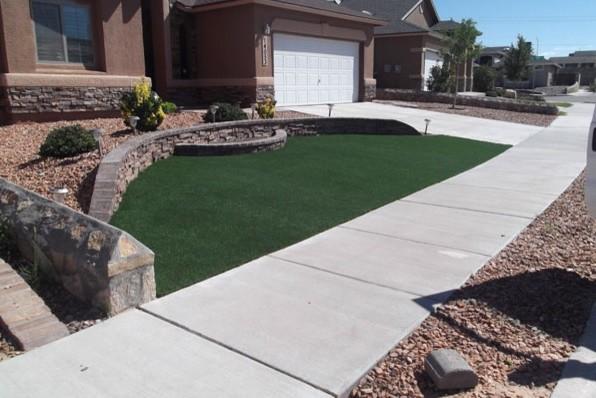 Landscaping Gravel El Paso Tx : Landscaping projects in el paso texas landscape