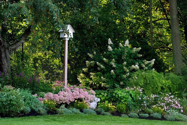Late summer garden - Garden design for beginners ...