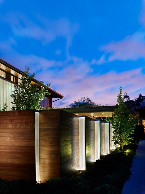Laurelhurst Residence contemporary-landscape