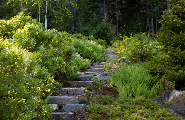 Enhance your garden journey with natural stone steps workwithnaturefo