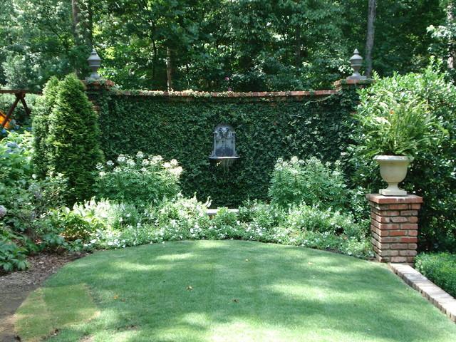 Lead Fountain Garden