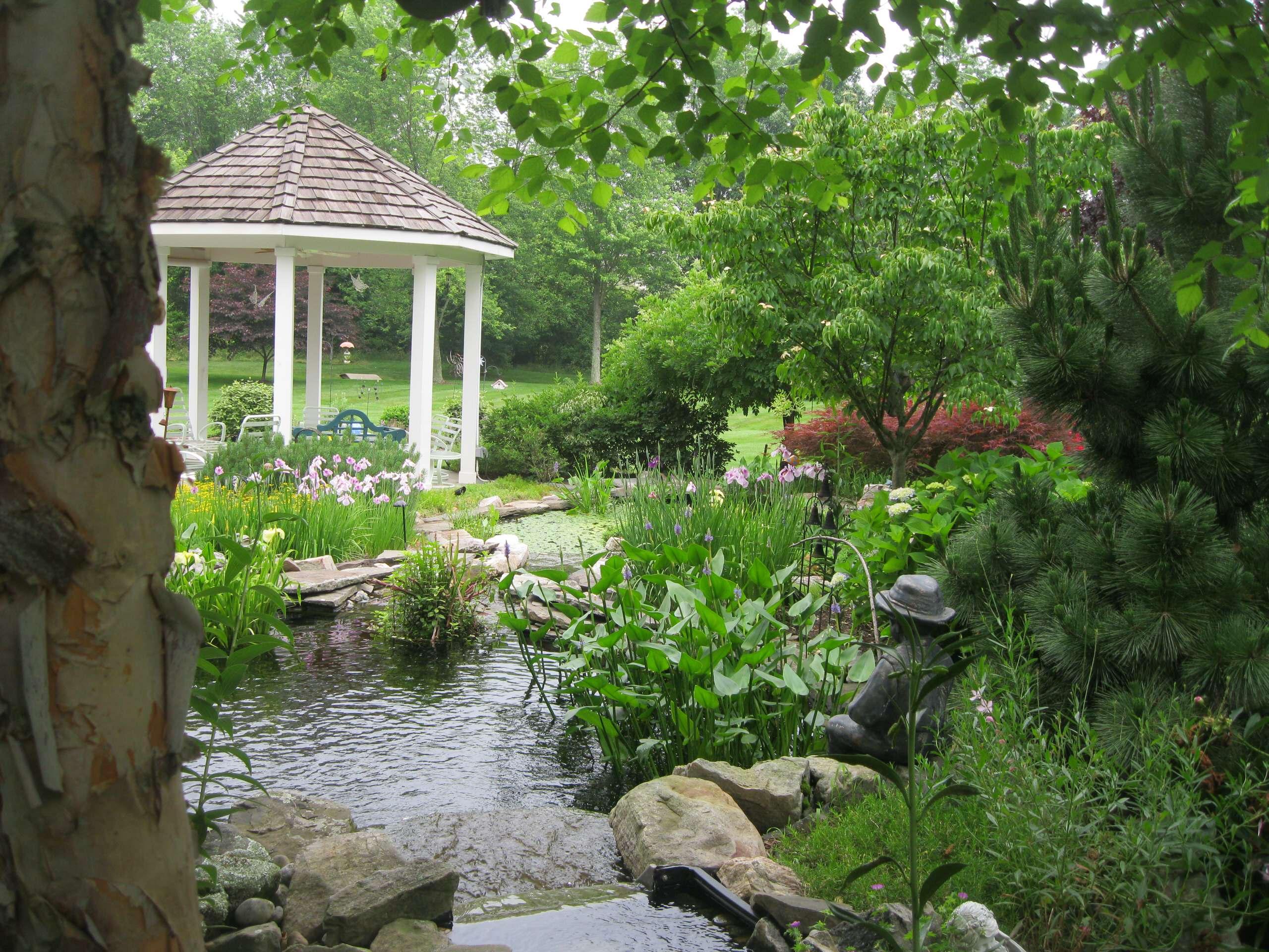 Leesburg back yard master plan