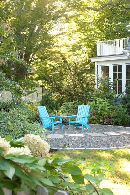 Less Lawn More Garden eclectic-landscape