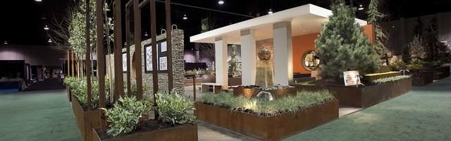 Lfdg Home And Garden Festival 2011 Booth Design Modern
