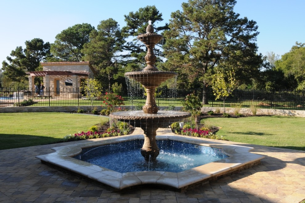 LIttle Tuscany - Contemporary - Landscape - Dallas - by DW ...