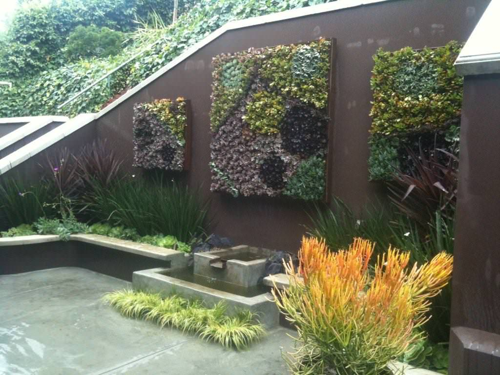 Living Walls featured in Sunset Magazine