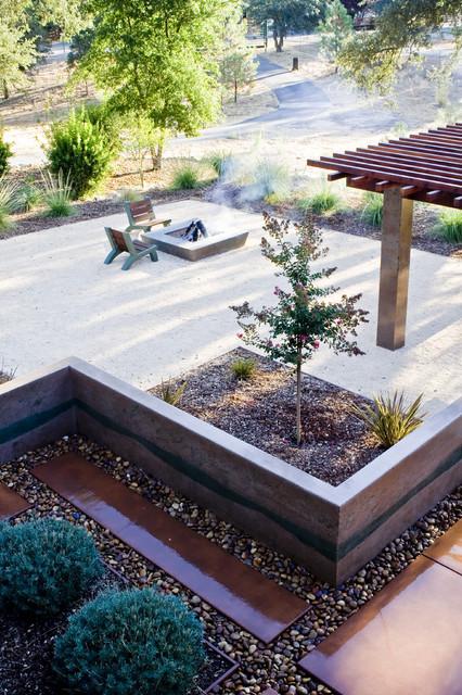 lkpt residence contemporary-landscape