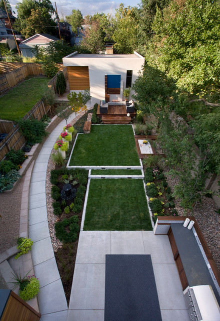 Landscaping Ideas Long Narrow Garden PDF on Long Narrow Yard Landscape Design Ideas id=56303
