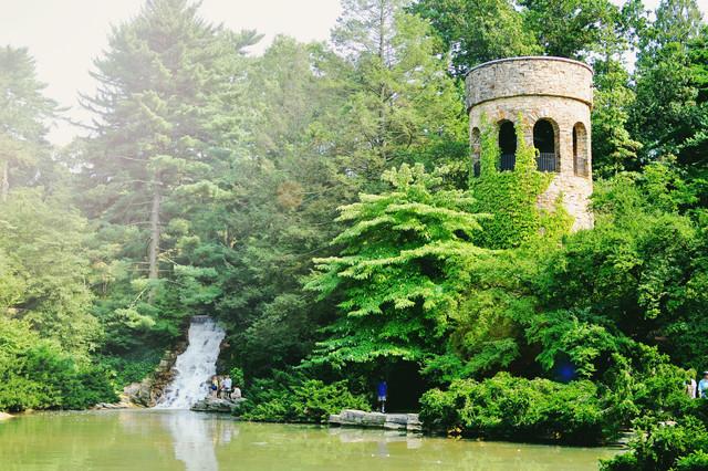 Longwood Gardens traditional-landscape