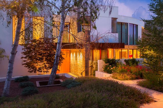 Los Altos Hills Residence modern-landscape