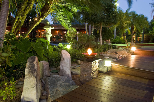 How to Plan Outdoor Landscape Lighting Live Brighter