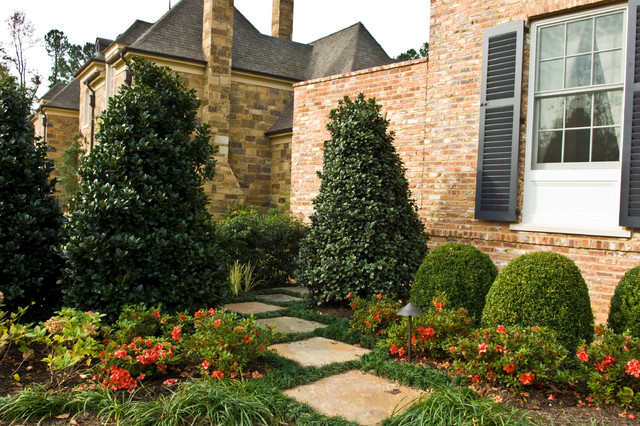 Louisiana Elegance traditional-landscape