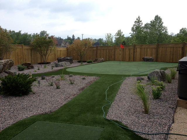 Low maintenance backyard for Low maintenance backyard