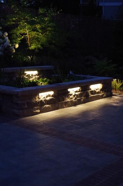 Low Voltage Landscape Lighting - Traditional - Landscape ...