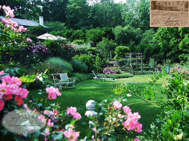 Lower Garden traditional-landscape