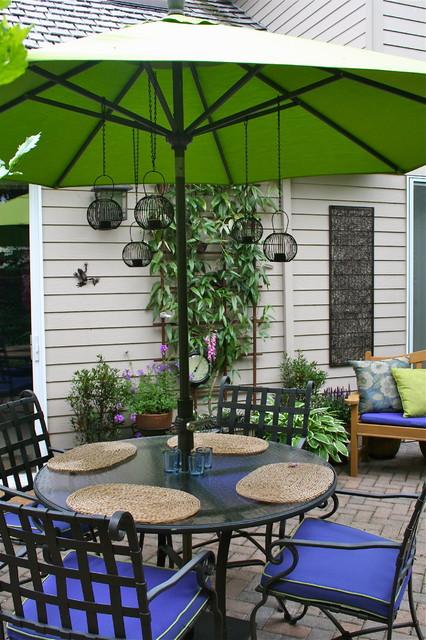 Lush Suburban Retreat Traditional Garden Portland