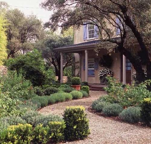Magrane Associates Landscape Design and Landscape Architecture traditional landscape