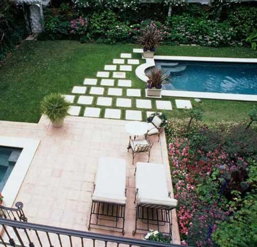 Magrane Associates Landscape Design and Landscape Architecture traditional landscape
