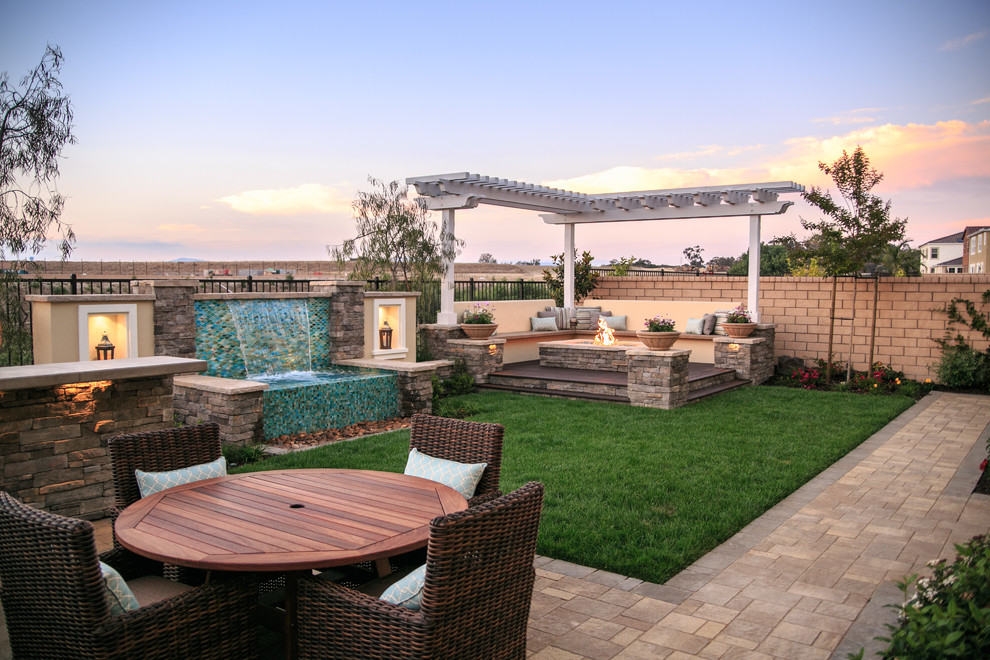 Maier Project : Western Outdoor Designs - Transitional ...