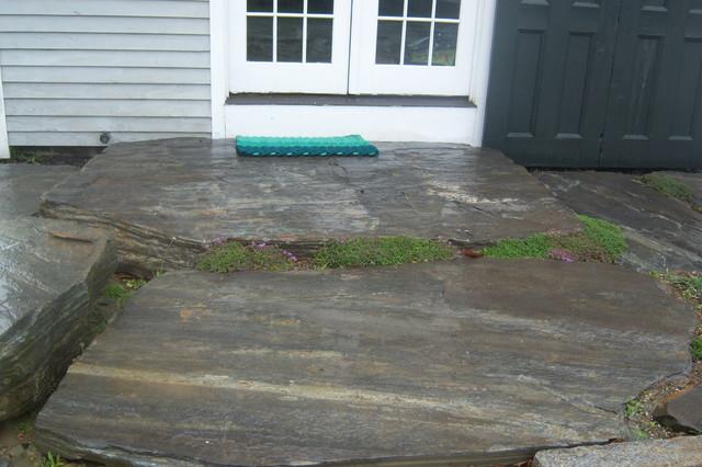 Maine Coast Stone traditional-landscape