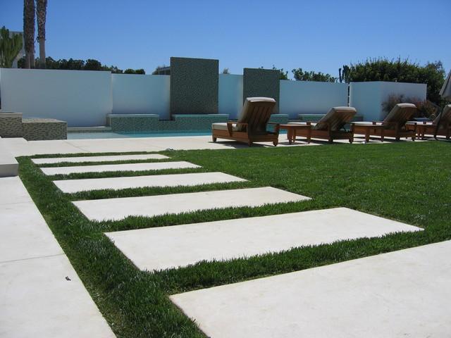 Malibu Residence contemporary-landscape