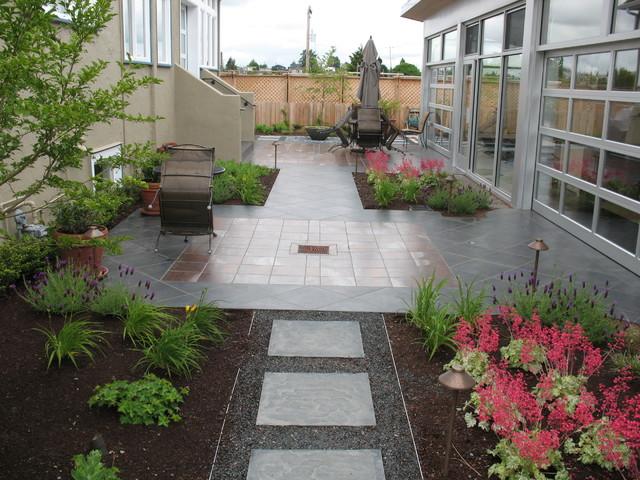 Malone's Landscape Design | Build traditional-landscape