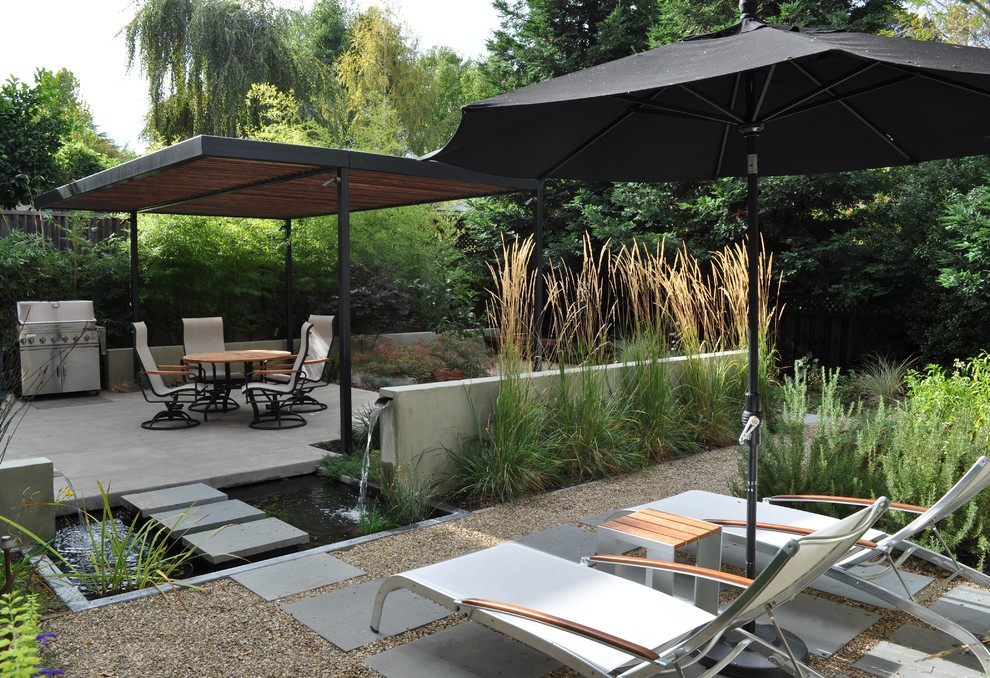 Photo of a contemporary landscaping in San Francisco.