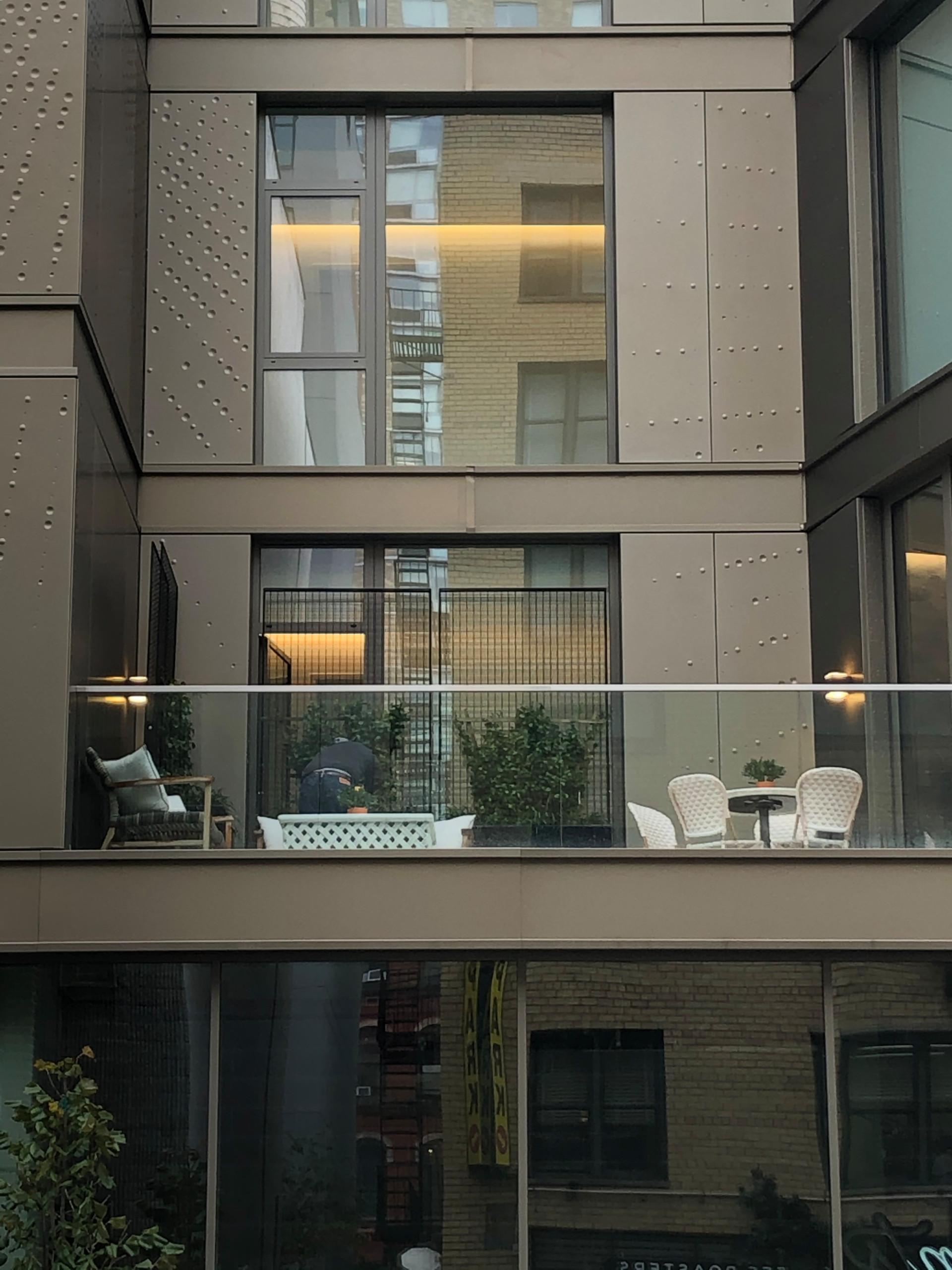Manhattan Balcony East Village