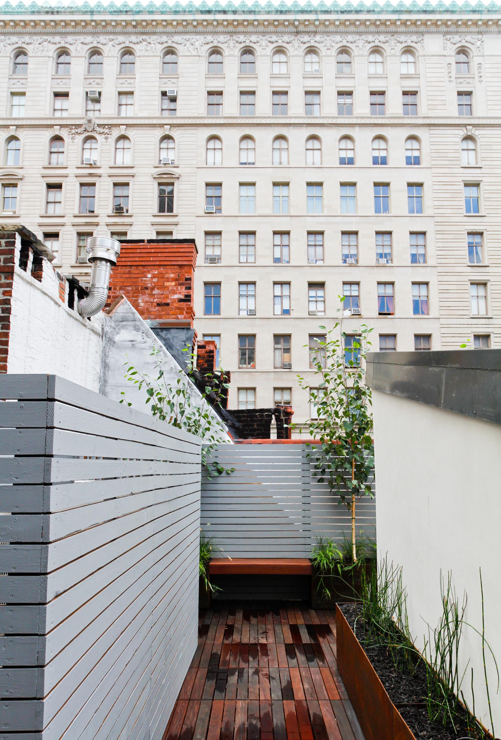 Manhattan Rooftop Garden 2