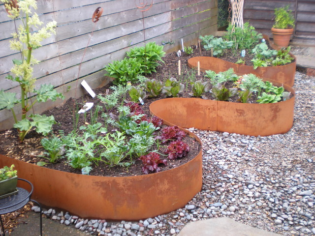 Your mini guide to great garden edges contemporary landscape by olivine land workwithnaturefo
