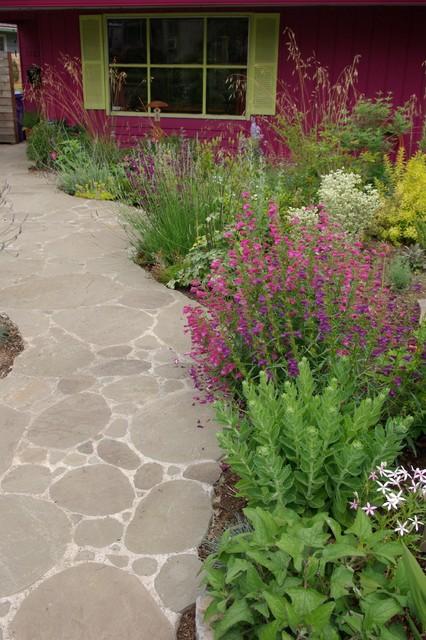 Manzanita Garden contemporary-landscape