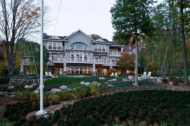 Maple Grove traditional-landscape