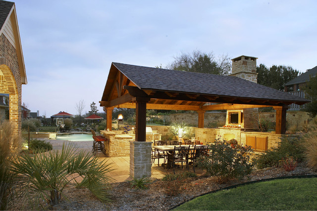 McKinney Project traditional-landscape