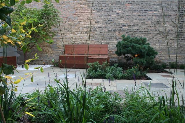 Meditation Garden - Asian - Landscape - Chicago - By Chicago