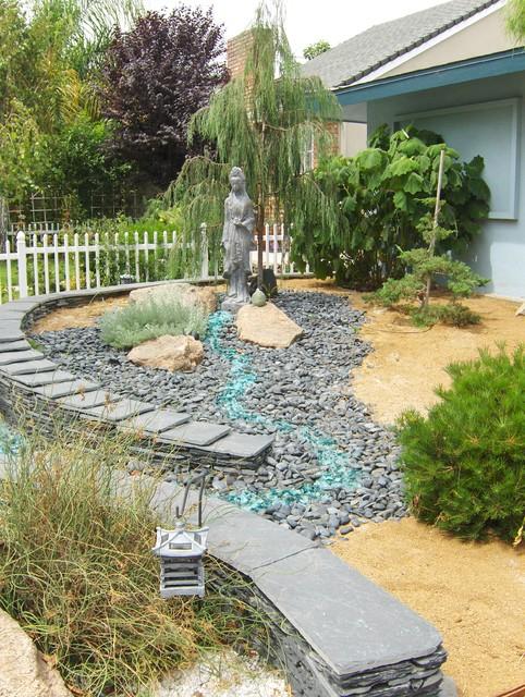 Meditation garden eclectic landscape los angeles - Meditation garden design ideas ...