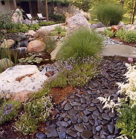 Meditative Garden modern-landscape