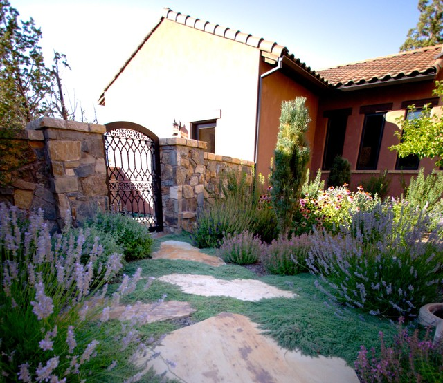 Taking Proper Care Of A Wood Fence together with High Desert Tuscan Mediterranean Landscape Portland besides Kitchen Cabi s Door Designs likewise Driveway Gate Ideas Modern Contemporary besides Corrugated Metal Fence Diy. on rustic garden gate designs