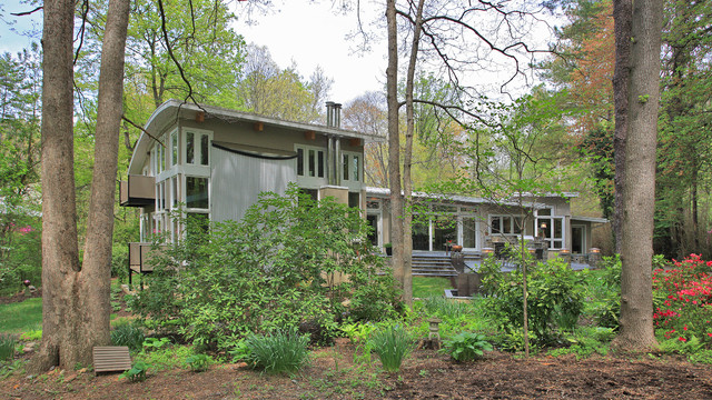 Mellor Residence traditional-landscape